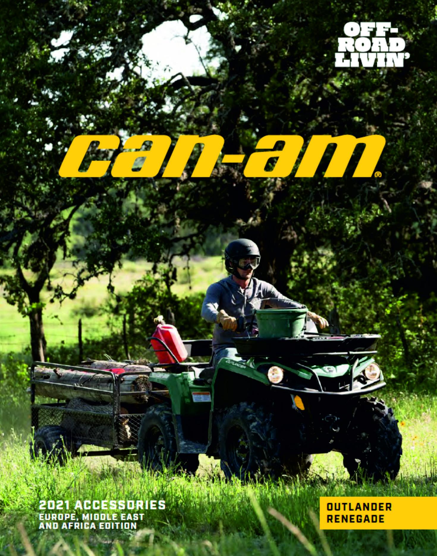 Can-am Outlander